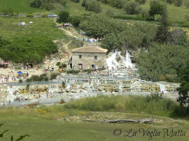 Saturnia Toscana
