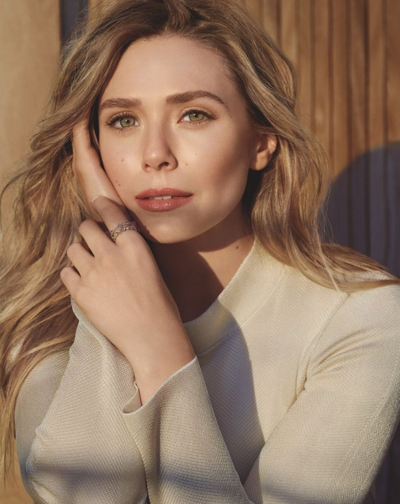 Elizabeth Olsen stars in Bobbi Brown Cosmetics campaign