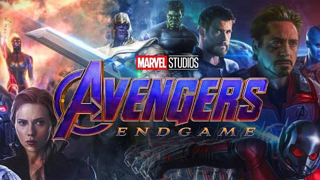 Backgrounds Avengers Endgame HD