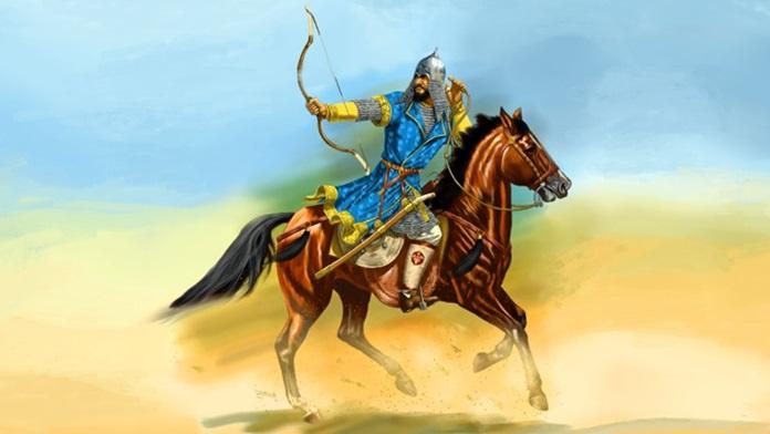 Un bellissimo ritratto del re
