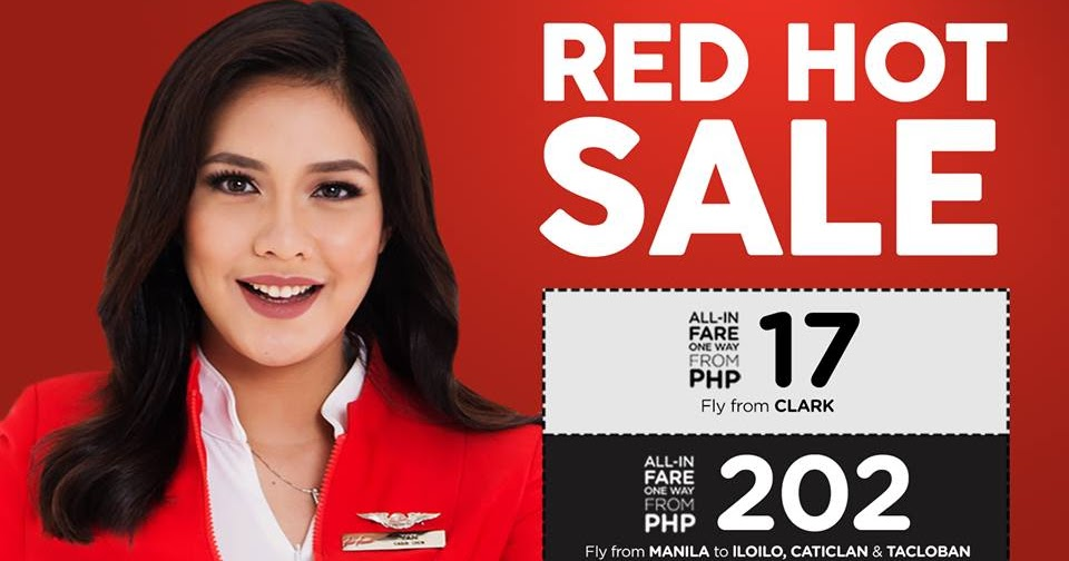 Hello the PISO FARE Friends, here now is the much awaited Air Asia RED HOT SALE for and Book now and get to get low priced ticket ala PISO psychirwifer.ml, ALA Piso Fare for you can book a promo fare ticket for as low as Pesos, ALL IN.