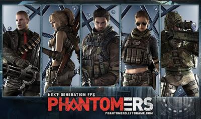 Download Phantomers Online