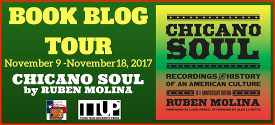 Chicano Soul Book Blog Tour #LoneStarLit