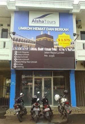 Kantor Alsha Travel
