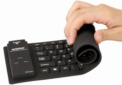 roll up keyboard untuk traveler