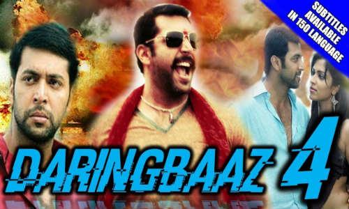 Daringbaaz 4 2018 HDRip 400Mb Hindi Dubbed 480p Watch Online Full Movie Download Worldfree4u 9xmovies