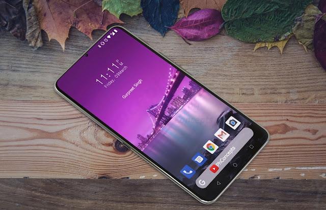 Sony Xperia R6 | Dual Camera Phone | Concept