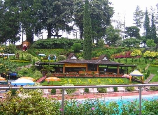 Harga Tiket Masuk Taman Selecta Batu Malang