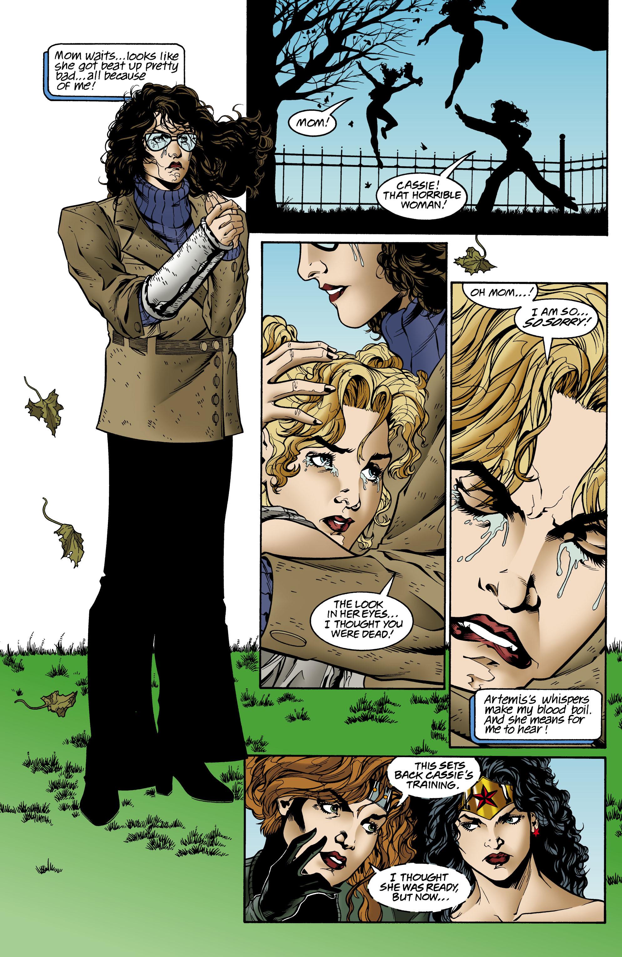 Read online Wonder Woman (1987) comic -  Issue #157 - 8