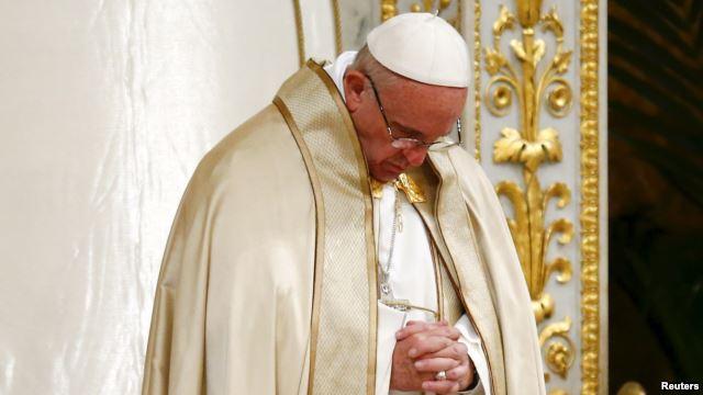 Paus Minta Maaf kepada Umat Protestan atas Penganiayaan yang Dilakukan Umat Katolik