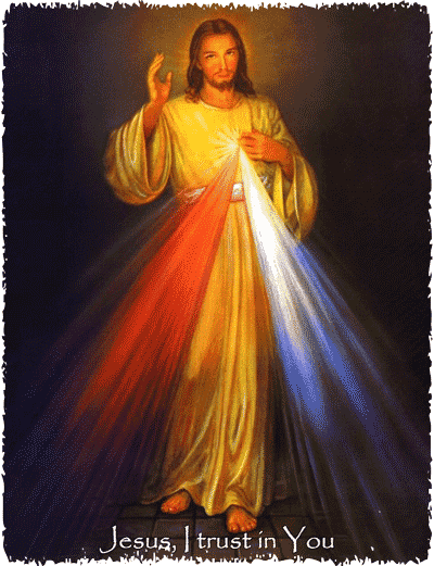 Ibo Et Non Redibo: Sacred Heart/Divine Mercy: Different Or