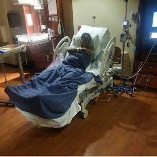 It's a boy! Linda Ikeji finally becomes a mother (Photo)