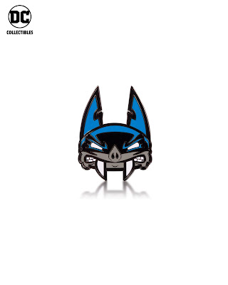 DC Collectibles Limited-Edition Enamel Pins - Ledbetter Pin