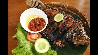 RM Ikan Bakar Abah Juned