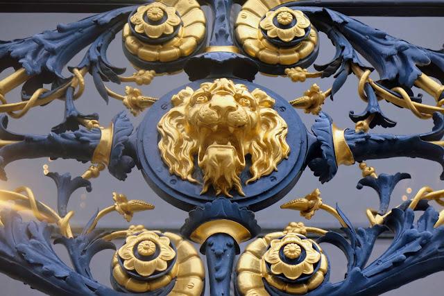 Pavillon Marsan restored.