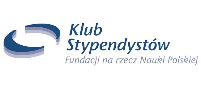 Logo Klubu Stypendystów Fundacji na rzecz Nauki Polskiej