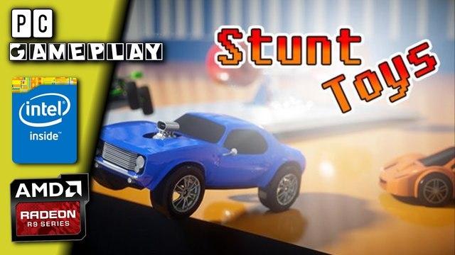 STUNT TOYS-TINYISO