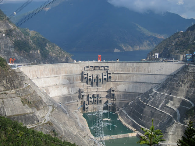 Image result for Xiaowan Dam, China