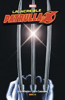 Marvel Integral. La Increíble Patrulla-X   1