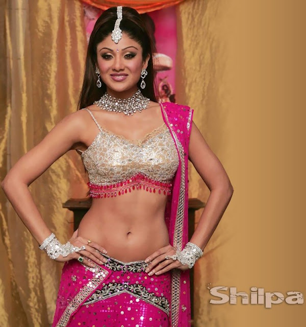 Angels Of Indian Cinema: Shilpa Shetty