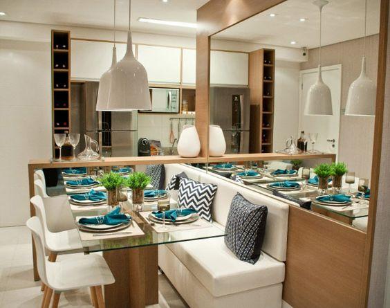 cozinhas americanas com sala interligada fotos e modelos toda atual. Black Bedroom Furniture Sets. Home Design Ideas