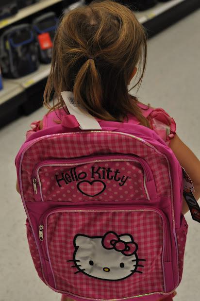Child Love Backpacks