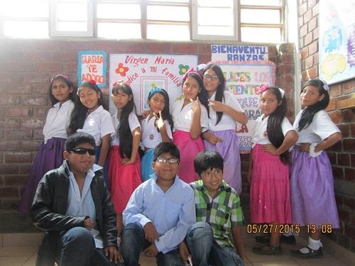 Colegio Fe y Alegria 37