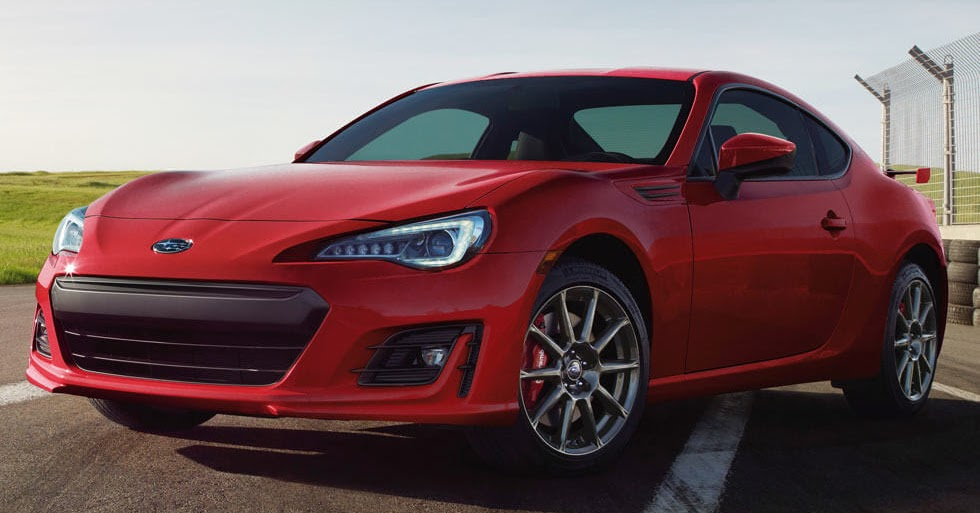 2018 subaru brz brings modest updates and a higher base price. Black Bedroom Furniture Sets. Home Design Ideas