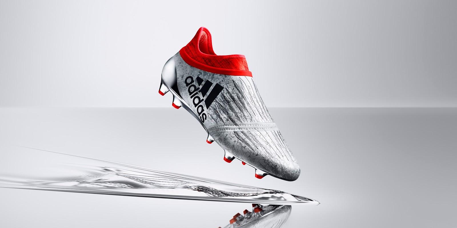 Kết quả hình ảnh cho Giày bóng đá adidas x 16+ purechaos