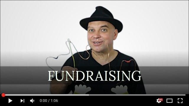 Vladimir Klimsa, Fund Raising, Recaudación de fondos