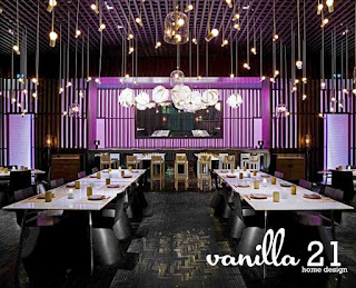 Restaurant Interior Design | Vanilla 21 Tips
