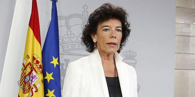 Enseñanza UGT, FeSP-UGT, Ministra de Educación Isabel Celaá