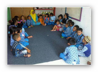 Kegiatan Pembelajaran Kemampuan Berbahasa di Taman Kanak-Kanak (TK)