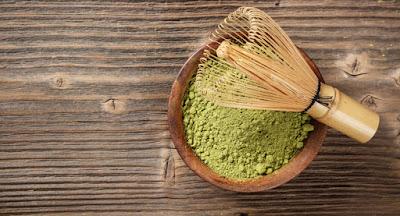 Bột trà xanh hỗ trợ giảm cân