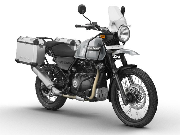 Royal Enfield Introduces The Himalayan Sleet Exclusive With An All
