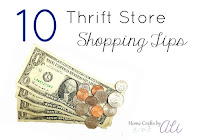 10 Thrift Store Shopping Tips