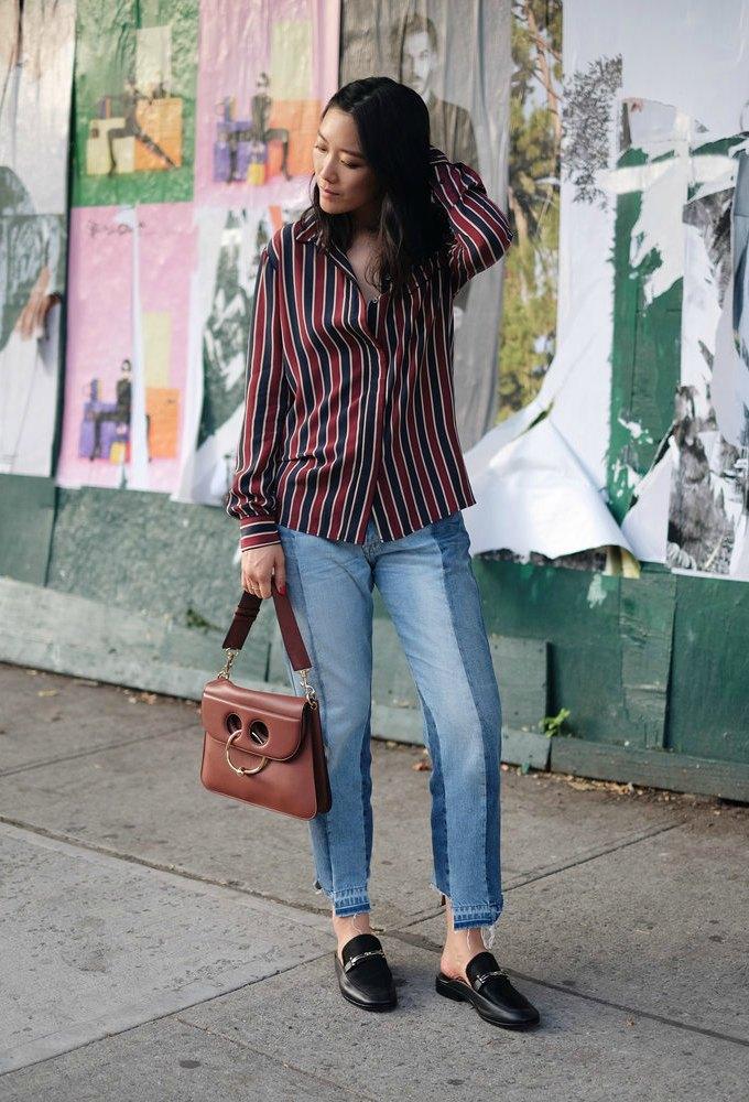 Maneiras descoladas de usar camisa com calça jeans