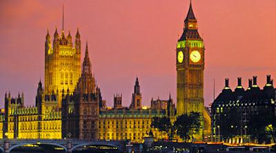 Shalawat Menggema dari London hingga Edinburg