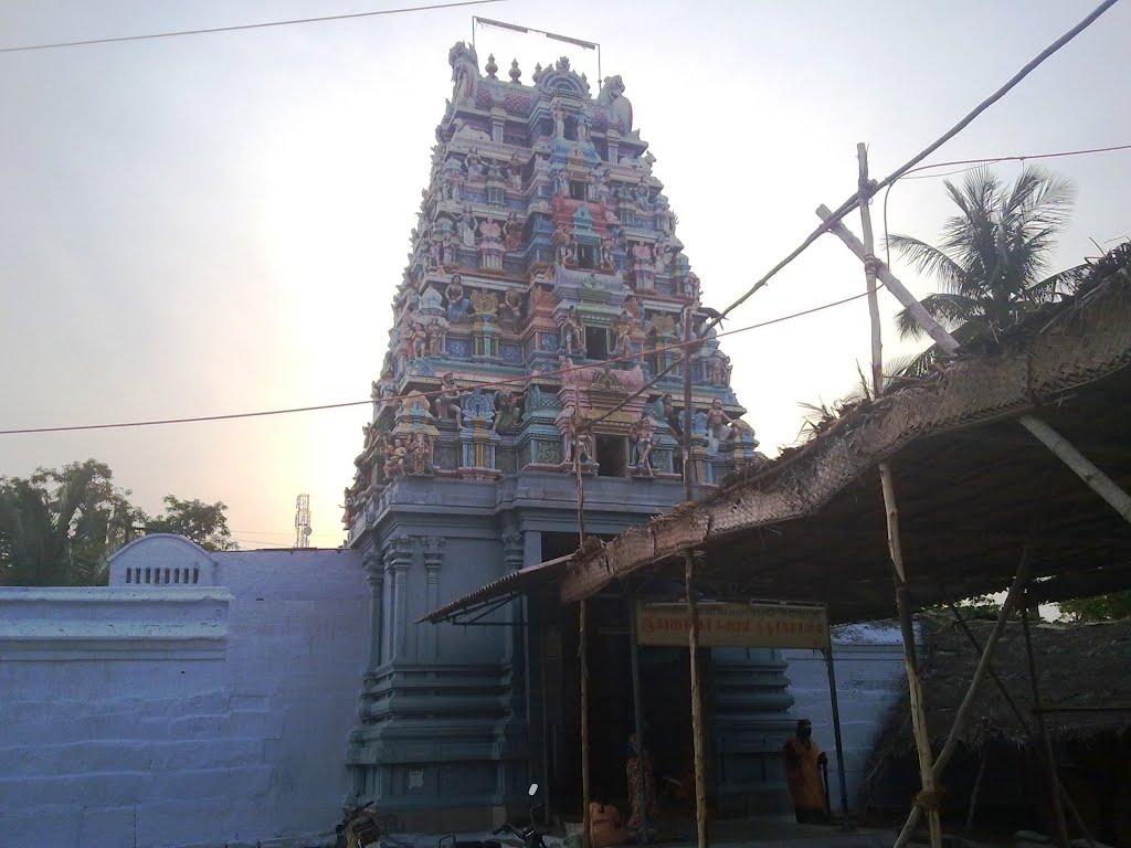Tamilnadu Tourism: Sri Karapuranathar Temple, Uthamacholapuram, Salem