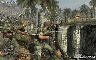 Call of Duty World at War (X-BOX360) 2008