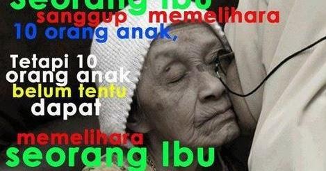 Kumpulan Puisi Ibu Menyentuh Hati Terbaru 2018 - Kata MBM