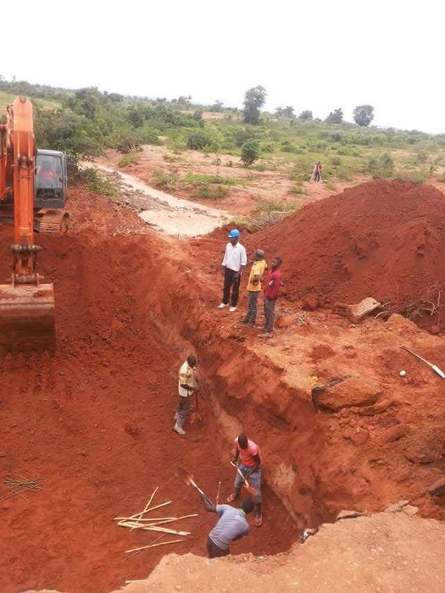 FG begins work on collapsed Gombe-Dukku-Kano Road