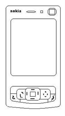 Celular Da Apple Nokia E Samsung Desenhos Preto E Branco Para