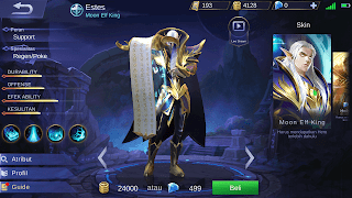 Hero Terlemah Mobile Legends