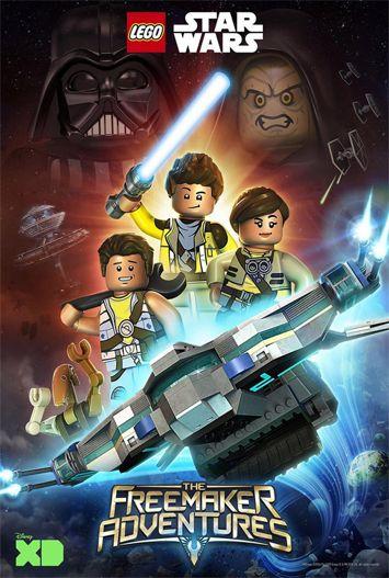 Lego Star Wars: Las Aventuras de los Freemaker Temporada 1 Completa HD 1080p Latino Dual