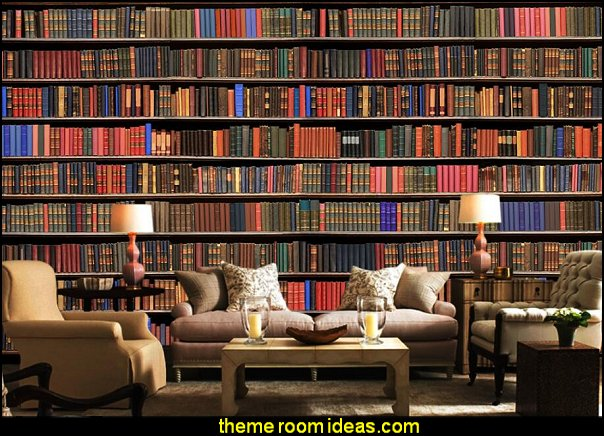 Book Themed Decor Bibliophiles Decor Book Themed