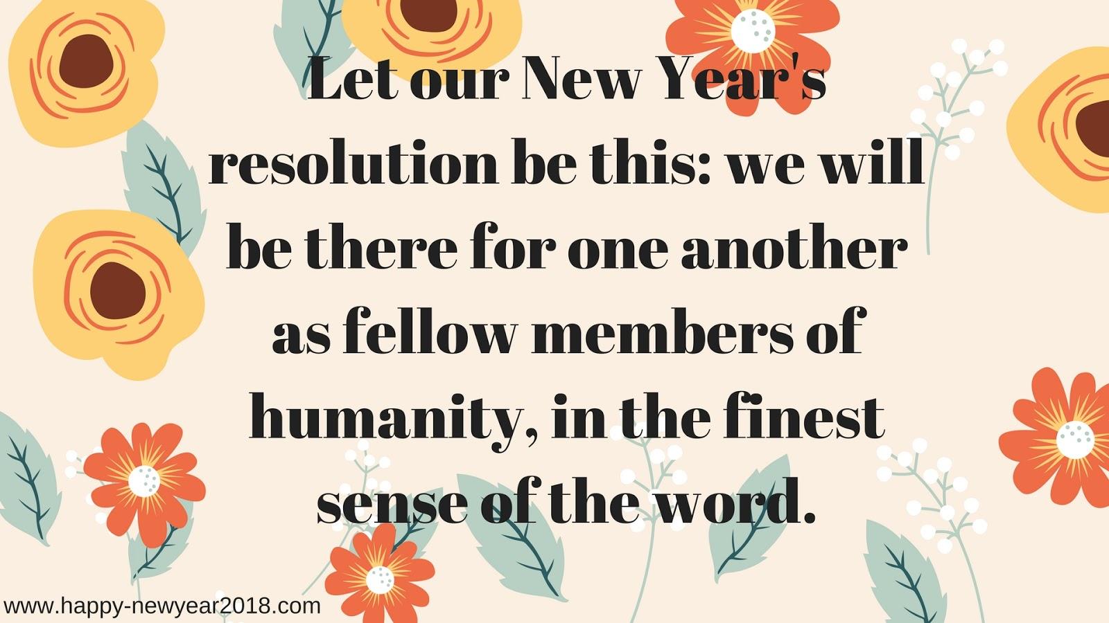 Best Happy New Year 2018