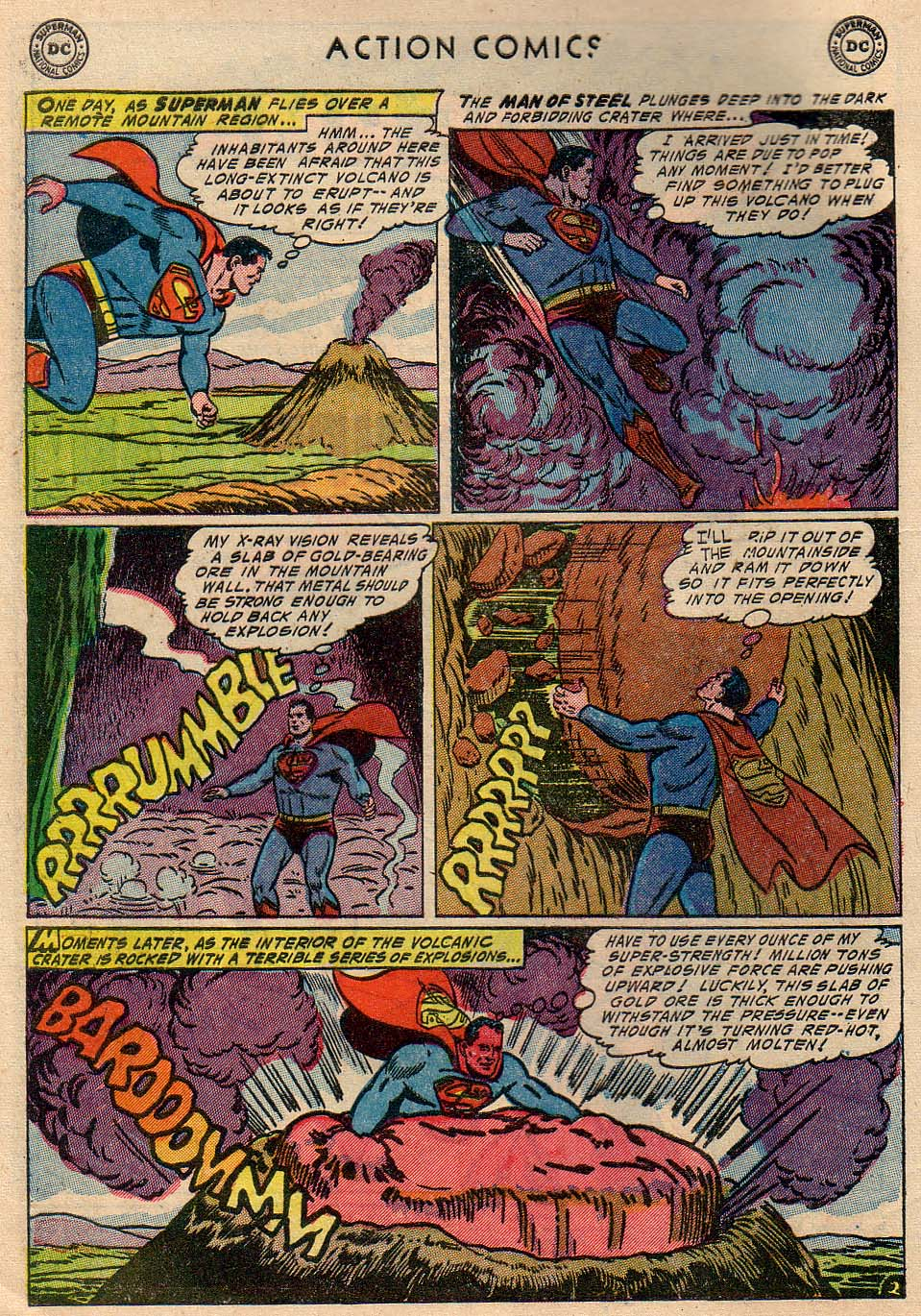 Action Comics (1938) 193 Page 3