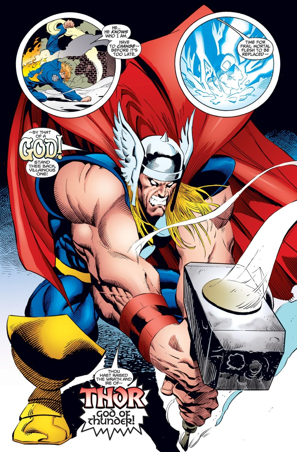 Thor (1998) Issue #34 #35 - English 17
