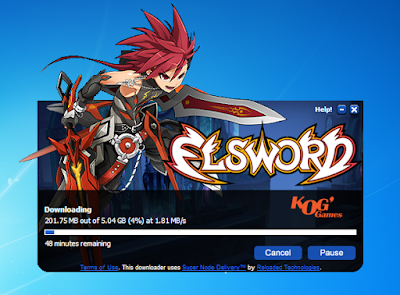 Cara Install Game Elsword Season 2 25